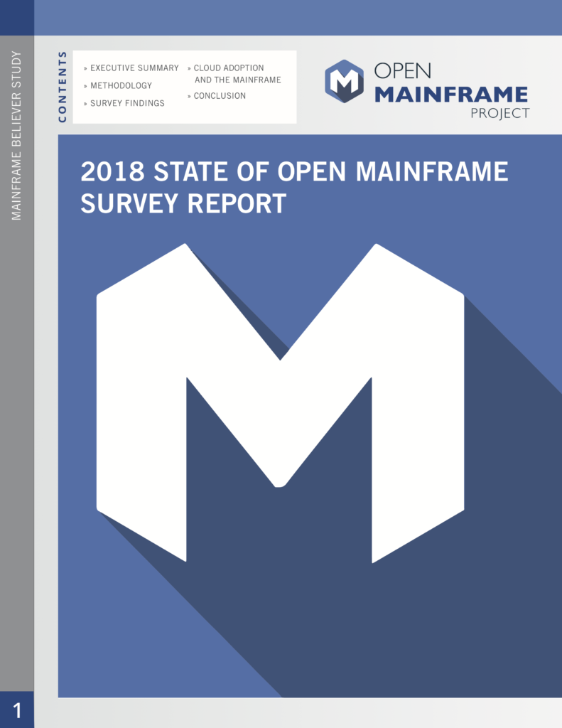 2018 State of the Mainframe Report